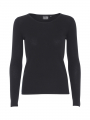Chopin Dacia cashmere O-neck - Black