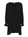 Chopin Mila L/S dress - Black