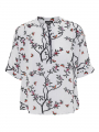 Chopin Mollie butterfly S/S shirt - White