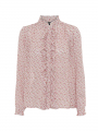 Chopin Martine garden shirt - Rose
