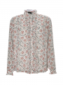 Chopin Pearl flower shirt - Mixcolour