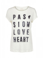 Mos Mosh Crave tee - Offwhite