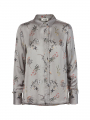 Mos Mosh Taylor air shirt - Grey