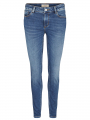 Mos Mosh Jade cosy knit jeans - Light blue denim
