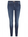 Mos Mosh Jade cosy knit jeans - Blue black denim
