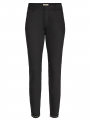Mos Mosh Abbey troks tape pant sustainable - Black