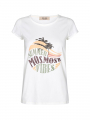 Mos Mosh Summer vibes S/S Tee - Offwhite