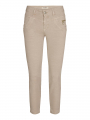Mos Mosh Sharon G.D cropped pant - Safari