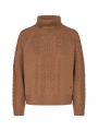 Mos Mosh Marylin Knit - Deer brown