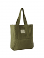 Mos Mosh Quilted bag - Winter moss