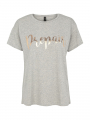 Prepair Isabella Tee - Light grey