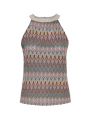 Costamani Olivia top - Missoni