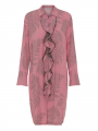 Costamani Sine dress Fern / wood
