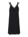 Costamani Moneypenny lace dress - Black