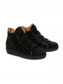 Via Vai Spence wedge sneakers - Sierra Nero