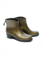 Aigle Juliette rubber boot - Goldbronze