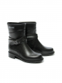 Aigle Macadames MD rubber boot - Black