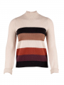 Saint tropez Liva turtleneck knit - Striped