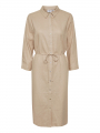 Saint tropez Fenja linen dress - Cream