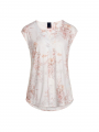 One Two Luxzuz Ingradia S/S top - Powder rose
