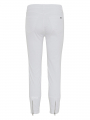 Jonny Q Jacky 7/8 stretch sateen - White