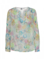 Emily Van den Bergh Eve bubble shirt - Pink candy