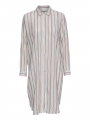 Costamani Charlotta stripe dress - Multi col.