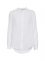Costamani Bina L/S shirt - White