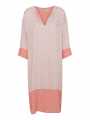 Costamani Wonder simone circel dress - Coral