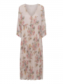 Costamani Smith flower dress - Old rose