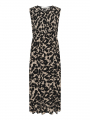 Costamani Brown maxi dress - Leo