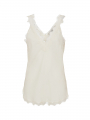 Costamani Moneypenny top - Offwhite
