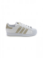 Adidas by Seddy´s Superstar Gold sneakers - White