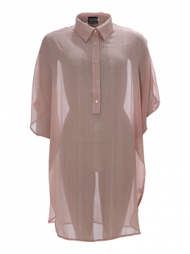 Chopin Feroza Fine long shirt - Rose