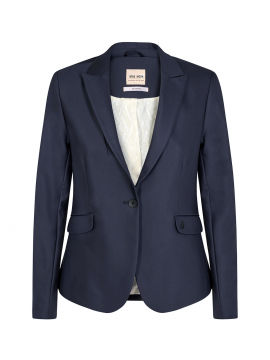 Mos Mosh Blake night blazer - Navy