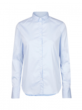 Mos Mosh Tilda shirt - Light blue