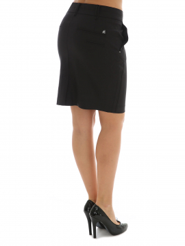 Mos Mosh Blake night skirt - Black