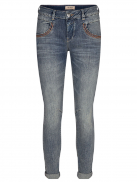 Mos Mosh Naomi ida shade regular jeans - Blue