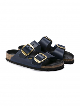 Birkenstock Arizona big buckle FL sandal - Blue