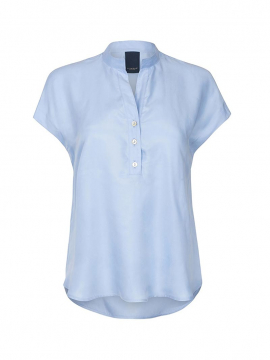 One Two Luxzuz Kika top - Dusty blue