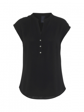One Two Luxzuz Kika top - Black