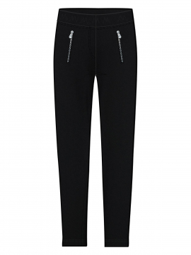 One Two Luxzuz Raja pant - Black
