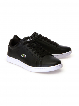 Lacoste Carnaby evo baseline trainers - Black