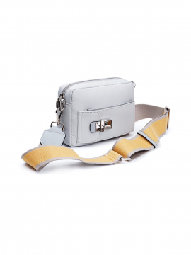 the Rubz Tracy canva crossbody - Grey morning