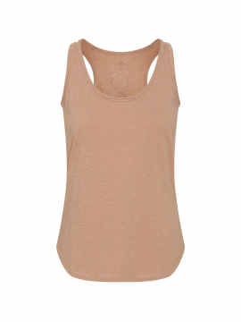 Costamani Racer top - Camel