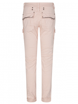Mos Mosh Cheryl Cargo Reunion regular pant - Rose