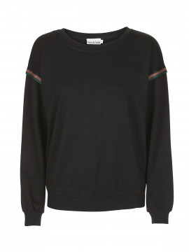 Gila & Feldt Kala sweat - Black