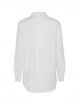 Gila & Feldt Eylien short shirt - White