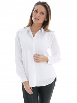 Chopin Alma shirt - White