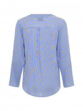 Chopin Selma stripe shirt - Blue